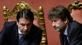 The grill that must jump, otherwise Conte falls. Background: diktat-Pd, or reshuffle or