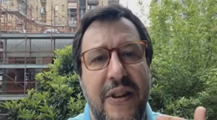 From an unscrupulous speculator it is an honor. Salvini from ovation: one sentence and Soros shut up