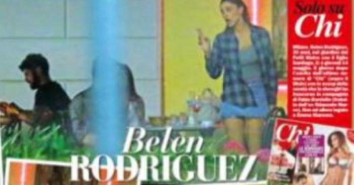 Belen and Stefano, the gossip-earthquake. Crisis confirmed, via faith. Bomb Signorini: who did Rodriguez paparazzi with