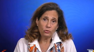 What has favored contagion in Lombardy. Ilaria Capua turns everything upside down at DiMartedì: the (sensational) theory of coronavirus | Video