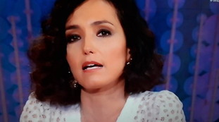 Come to Me, Caterina Balivo in tears: Two beautiful years, very heavy suspect on Rai