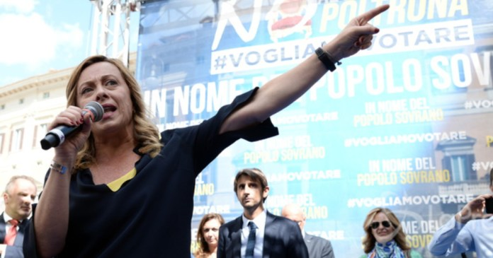 Europe, something is moving. Background: a gamble by Meloni to undermine Salvini?