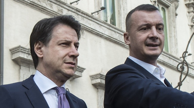 Friendly fire against Conte, it was him. Draghi-Di Maio, situation out of control: who made everything filter, and why now