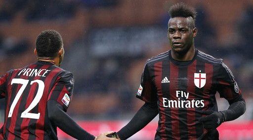 Can I sleep with you?  Boateng refuses to host Balotelli at his home: the Galliani law to control Mario