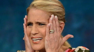 Why blackmail me ?.  Heather Parisi against Luca Telese: a sensational accusation
