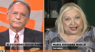 Holy fear, a terrible time.  Italy in Chaos, Maglie's Prophecy (and Mario Draghi's Role)    Video