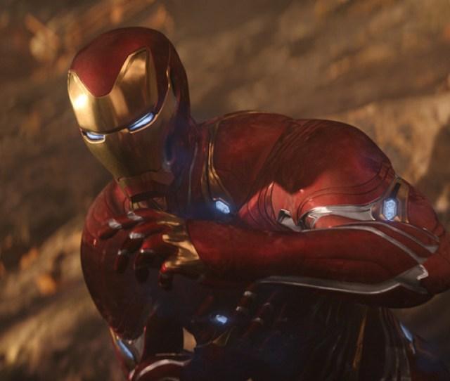 Iron Man In Avengers Infinity War
