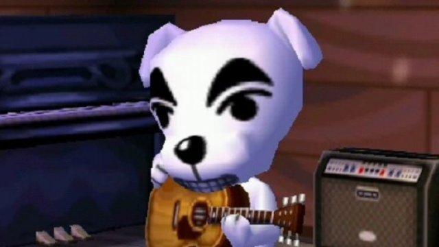Animal Crossing, K.K. Slider, K.K. Dirge, Hypno K.K., creepy