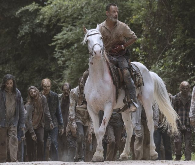 Why They Dont Say Zombie On The Walking Dead