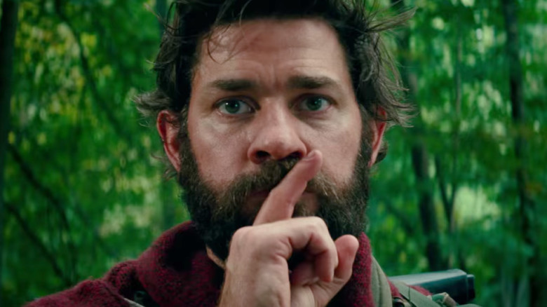 A Quiet Place The scenes you didnt get to see