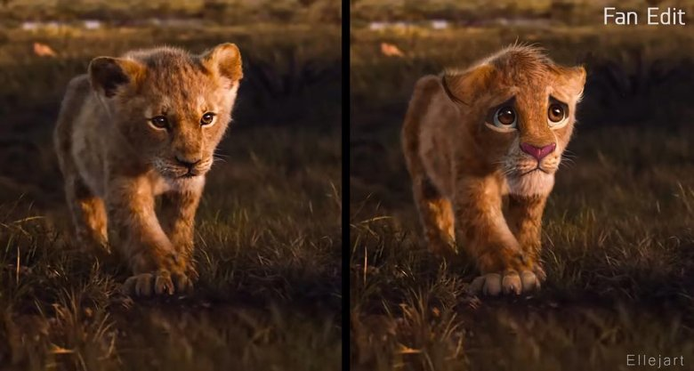 the lion king one and a half animation movie