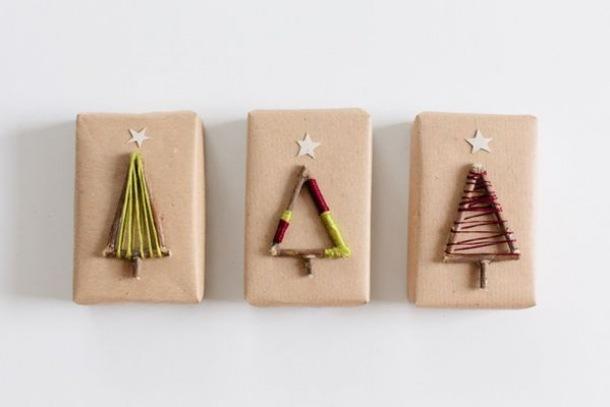 jak oryginalnie zapakować gwiazdkowe prezenty  ?