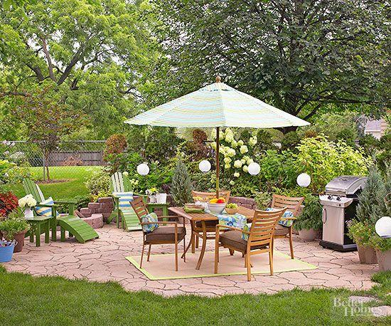 9 diy cool creative patio floor ideas