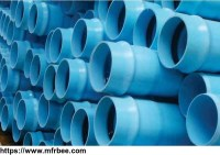 Pvc Cold Water Supply Pipe - Mfrbee.com