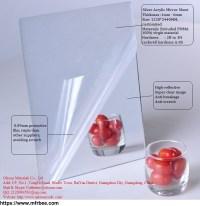 Mirror - Plexiglass Mirrored Acrylic - Order Online - Cut ...