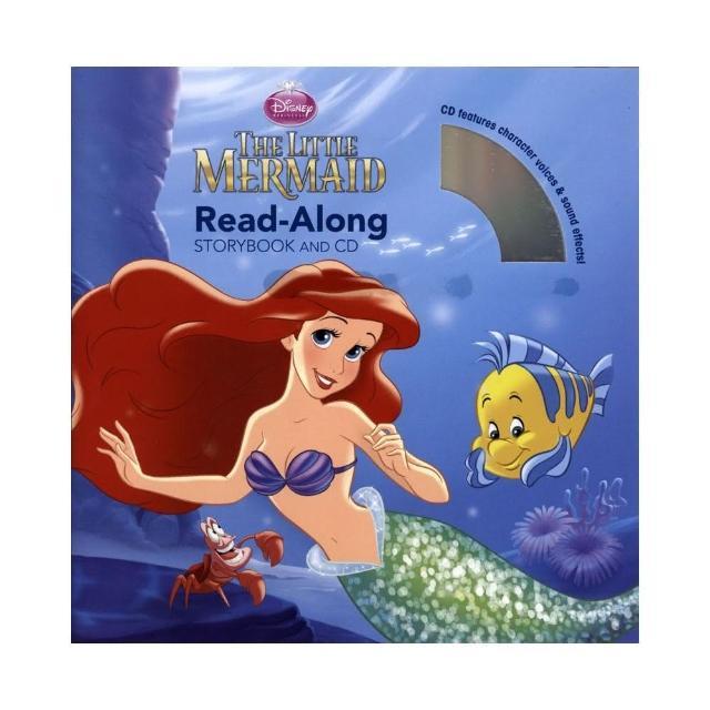 【麥克兒童外文】Little  Mermaid/小美人魚英文繪本+朗讀CD