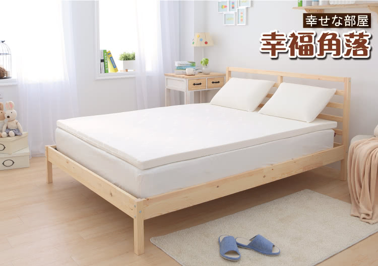 twin bed 中文 床俱床墊好康【幸福角落】Tencel涼感天絲Q彈乳膠床墊-單人加大3.5尺 ~ 流星蝴蝶結