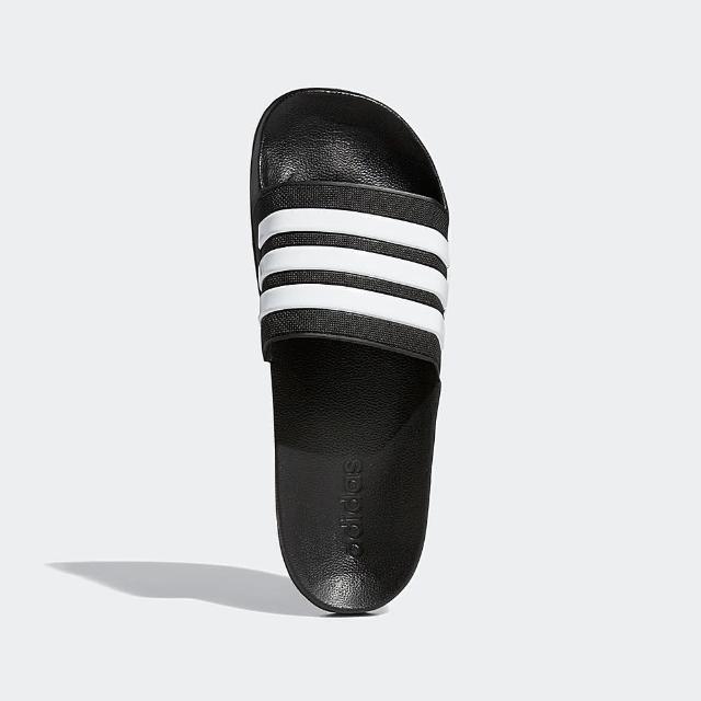 【adidas官方旗艦館】ADILETTE CLOUDFOAM 運動拖鞋 男/女(AQ1701)