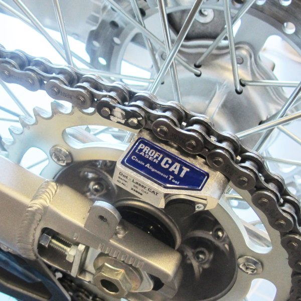 Motorcycle Chain Alignment Lose Sprocket Tool - Year of