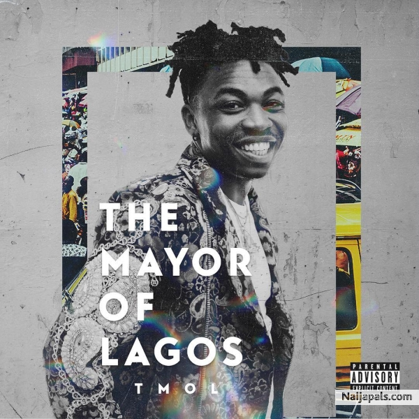 Jonze by Mayorkun Featuring Sarkodie off his just released album 'The Mayor Of Lagos', Enjoy and share below.