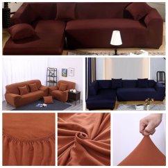 Sofa L Shape Cover Rochester Bed Dunelm 2 433 Seats Stretch Elastic Fabric Pet