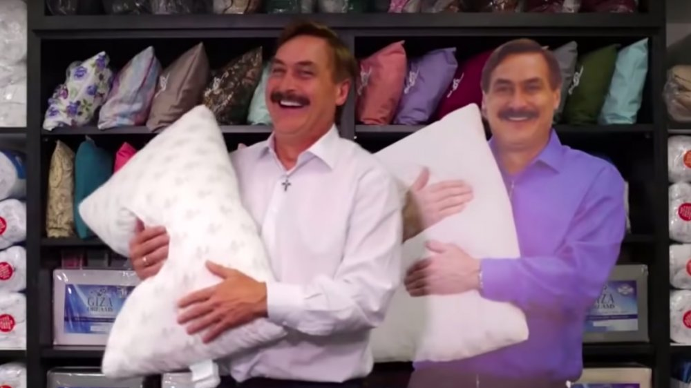 here s how much the mypillow guy is