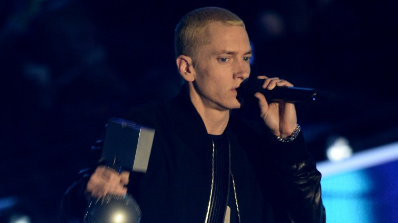 Strange things about Eminem and Kim's relationship