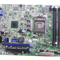 Desktop Computer Diagram Push Button Start Wiring Refurbished Dell Oem Optiplex 9010 Sff Motherboard F3khr