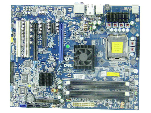 dell inspiron 530 motherboard diagram scout ii wiring xps 630 great installation of refurbished oem 630i desktop pp150 rh parts people com