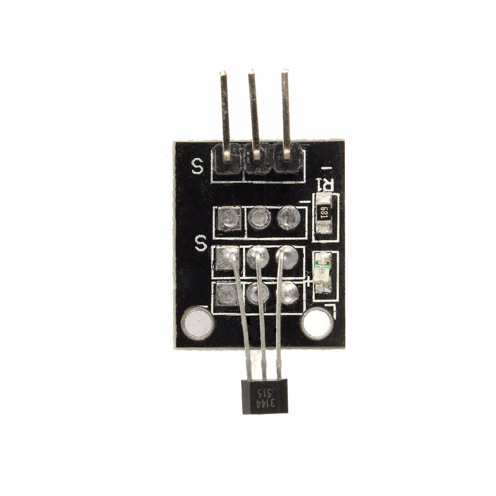 The Hall Effect Switch Is A Electronic Circuit Whichemits A Voltage