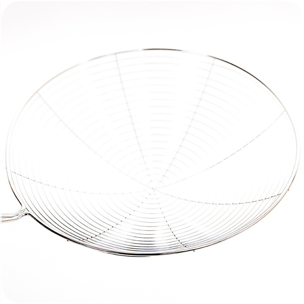Small Skimmer Mesh Deep Fryer Oil Filter Screen Noodle