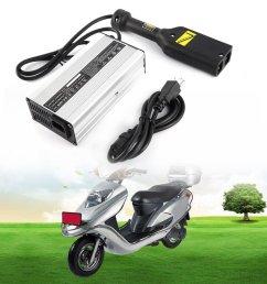 36 volt battery charger golf cart 36v charger for ez go club car ds ezgo txt ge [ 1010 x 1010 Pixel ]