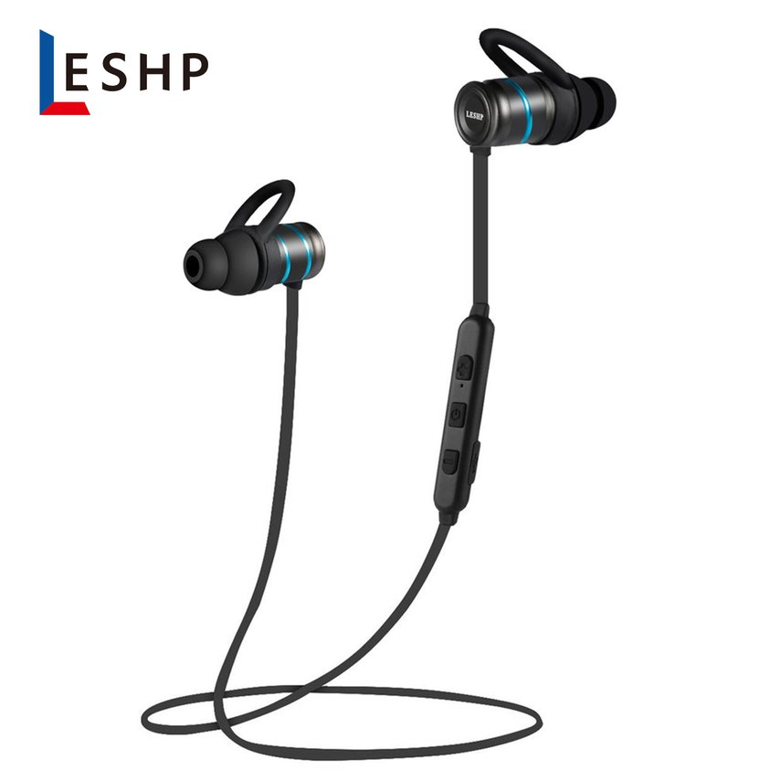 Wireless Bluetooth 4.1 Noise Cancelling Headset Sport