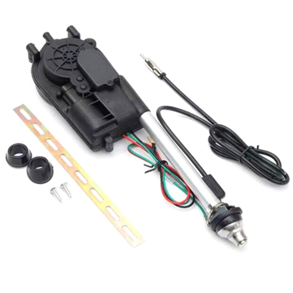 hight resolution of details about car antenna car signal electric antenna automatic telescopic radio antenna fk