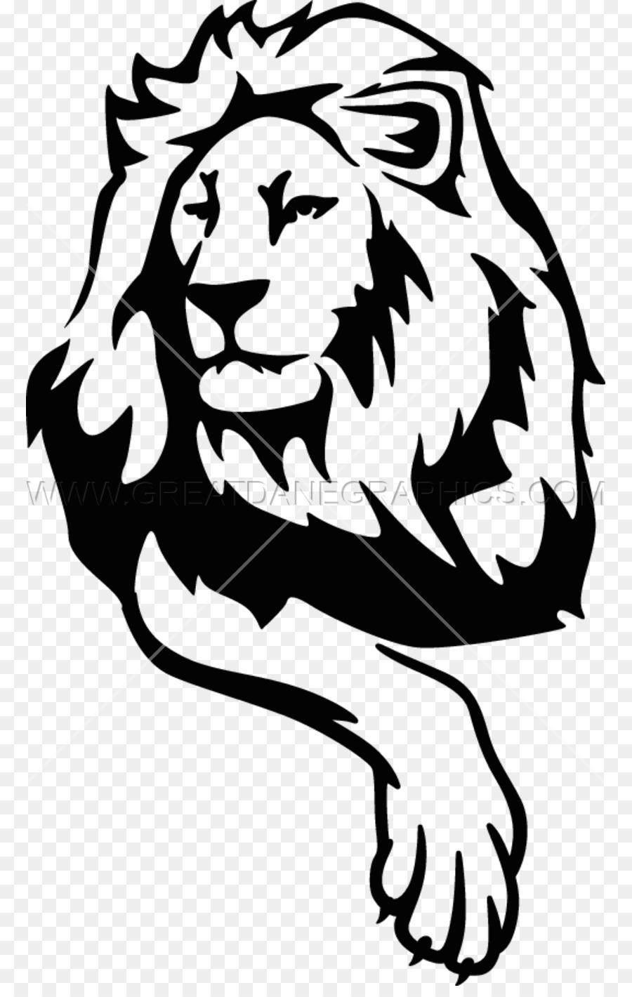 Gambar Singa Hitam Putih : gambar, singa, hitam, putih, Singa,, Hitam, Putih,, Visual, Gambar
