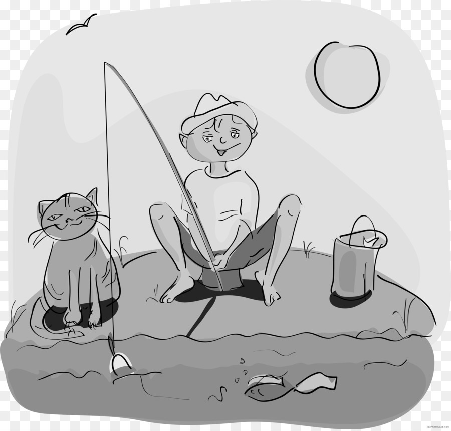 ✓ Terbaru Gambar Nelayan Animasi Hitam Putih