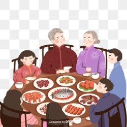 Family Meal Png Vector PSD And Clipar #1559082 PNG Images PNGio