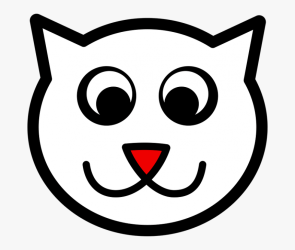 Easy Cartoon Cat Png & Free Easy Cartoon Cat png Transparent Images #142554 PNGio