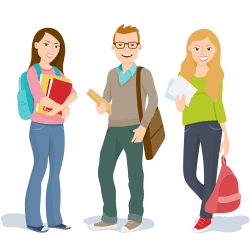 University Student Clipart Png #1950014 PNG Images PNGio