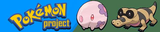Logo sobre Pokémon Project