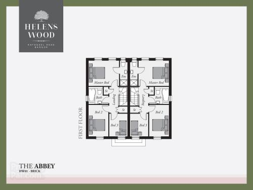 small resolution of  bangor floorplan 2 of the abbey sunroom helens wood bangor