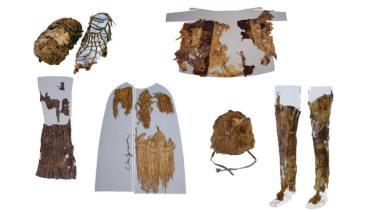 Así vestía Ötzi, el 'hombre de hielo' | RTVE.es