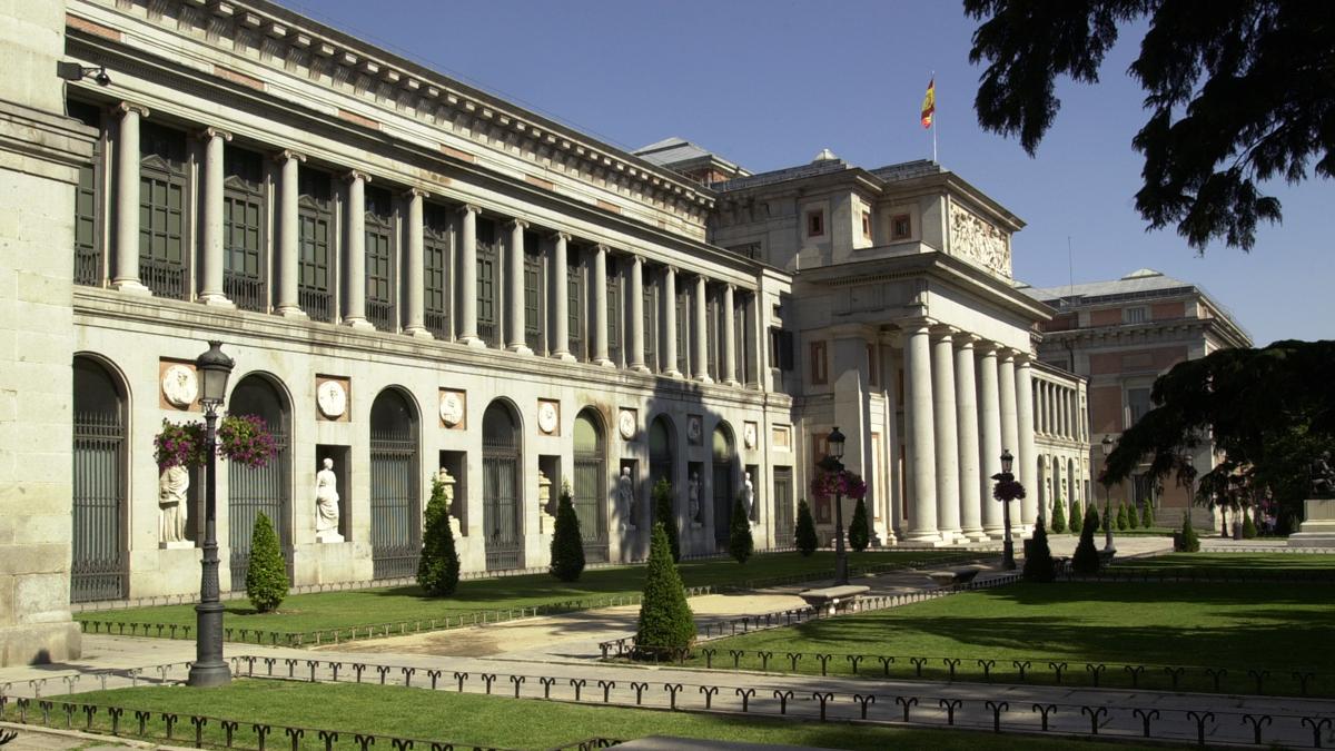 El Museo Del Prado Permite Acceso 12.000 De Sus