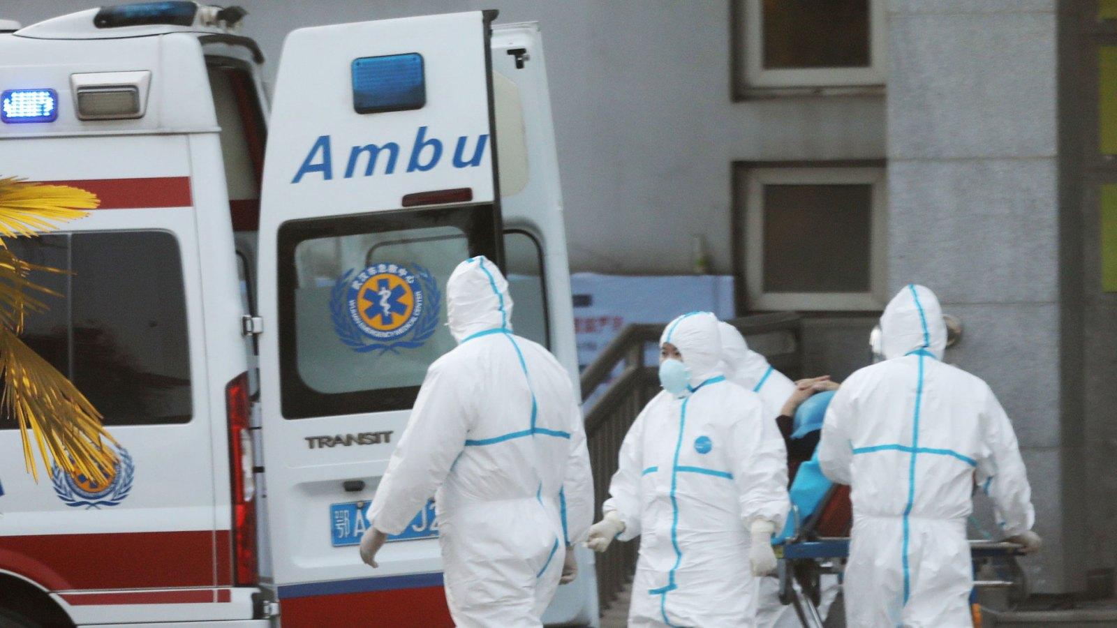 Detectado el primer caso de coronavirus de Wuhan en Estados Unidos ...