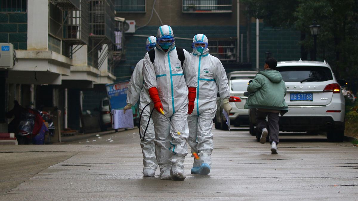 Al menos 56 muertos y más de 2.000 infectados por el coronavirus ...