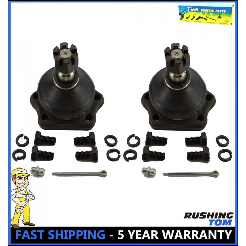 medium resolution of new 2 front driver passenger upper ball joint for nissan 720 d21 pathfinder pickup