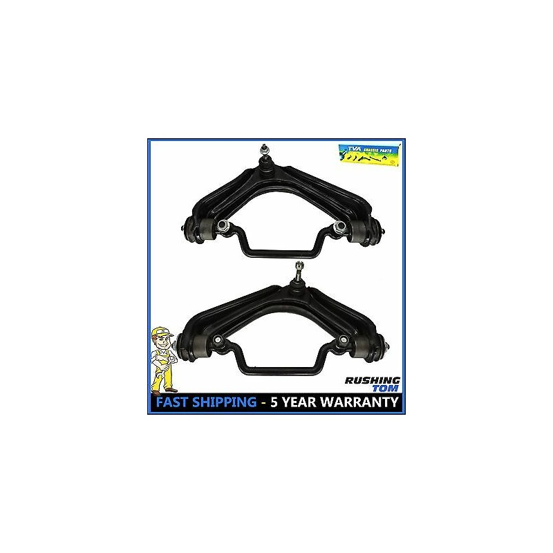 2 Front Left & Right Upper Control Arm for Mercury