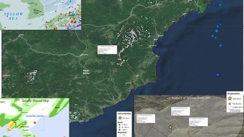 遭極大威脅!中國無法容忍朝鮮再一次核試(圖)|輻射污染 | 核試 | 長白山 | 火山爆發 | 萬塔山 | 亞洲 | 看中國網
