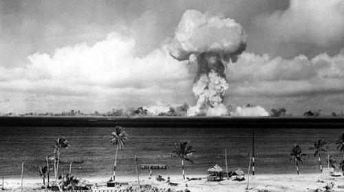 這裡被核爆23次 70年後竟出現驚人景象(圖)|比基尼環礁 | 核爆 | 海洋生態 | 輻射 | 污染 | 亞洲 | 看中國網