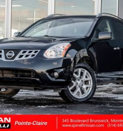 used 2011 nissan rogue sv for sale in montreal 170804a spinelli nissan [ 1600 x 1060 Pixel ]